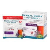 Herbal Swiss Hot Drink 12x